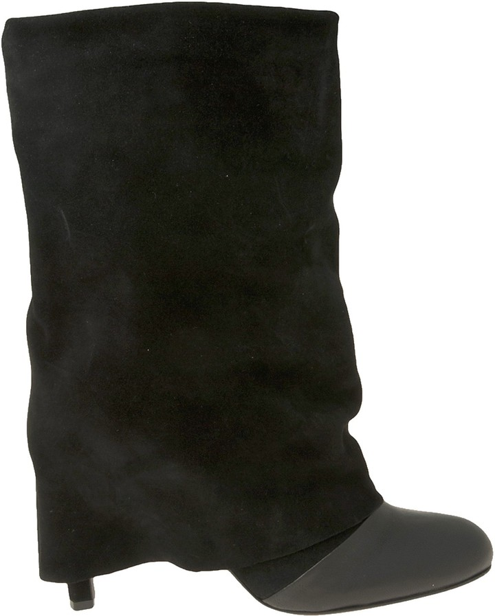 See by Chloe Fold Over Heel Boot