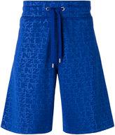 Kenzo jacquard shorts - men - Polyamide/Polyester - M