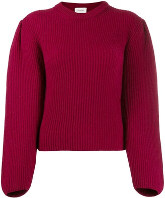 Lemaire Ribbed Knit Jumper
