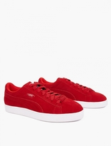 Puma X Trapstar Suede Sneakers