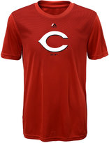 Majestic Kids' Cincinnati Reds Geo Strike T-Shirt