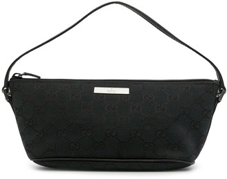 Gucci Pre-Owned GG monogram rectangle tote bag