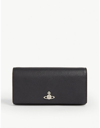 Vivienne Westwood Windsor leather wallet on chain