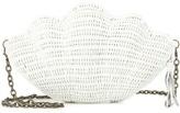 Kayu Jane woven wicker shoulder bag