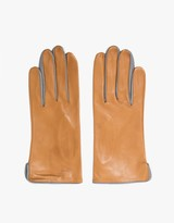 Rachel Comey Abbot Gloves in Whiskey Combo
