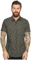 AG Adriano Goldschmied Nash Short Sleeve Shirt Men's Short Sleeve Button Up
