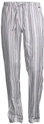 Hanro Night & Day Woven Stripe Lounge Pants