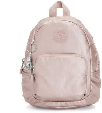 Kipling Glayla Metallic Convertible Mini Backpack