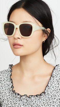 Linda Farrow Luxe Mathew Williamson x Linda Farrow Sunglasses
