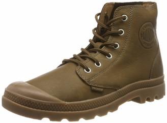 Palladium Unisex Adults 75156 Boots Brown Size: 5 UK