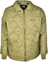Stussy Quilted Work Jacket