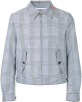 Thom Browne zip up jacket - men - Polyester - 1