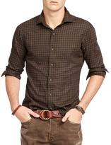Polo Ralph Lauren Checked Cotton Classic Fit Button Down Shirt