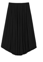 Vince Camuto Pleated Midi Skirt