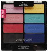 Wet n Wild Color Icon Eyeshadow Collection Poster Child