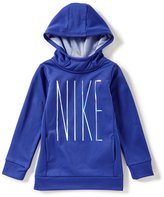 Nike Little Girls 2T-6X Therma Pullover Hoodie