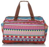 Lily Bloom On The Prowl Wheeled Duffle