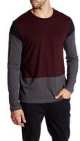 Kenneth Cole New York Long Sleeve Colorblock Shirt