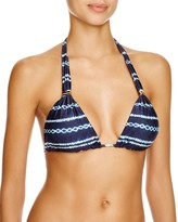 Vix Istanbul Bia Halter Triangle Bikini Top
