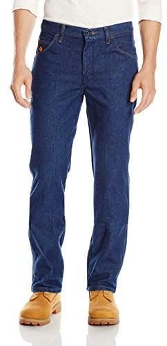 Wrangler Men's Slim-Fit Flame Resistant Jean