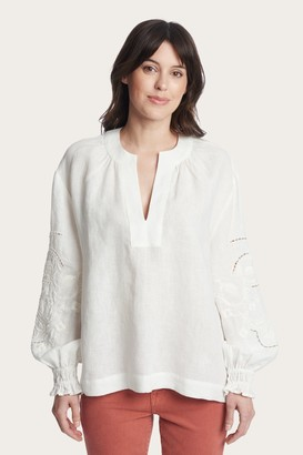 The Frye Company Poet Blouse