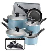Farberware Nonstick Cookware Set- 15-Piece
