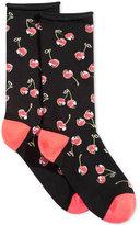 Hue Women's Cherry Socks