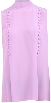 Givenchy Buttoned Sleeveless Top