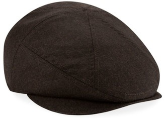 New Era Wool Driving Cap