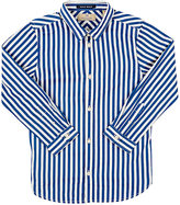Scotch Shrunk STRIPED COTTON SHIRT