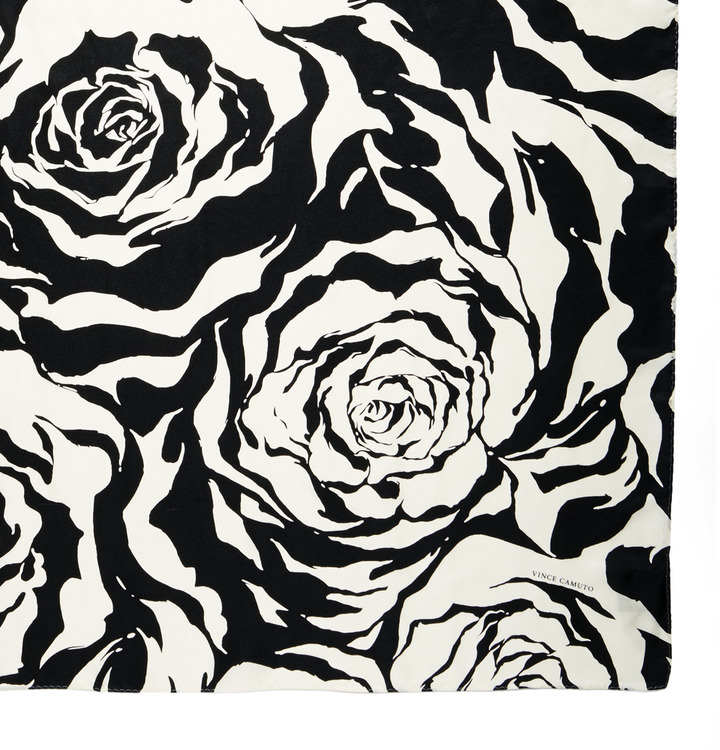 Vince Camuto Rose Scarf