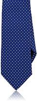 Bigi Men's Dotted Silk Necktie