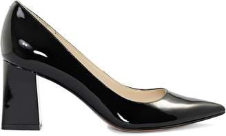 Marc Fisher Leather Block Heels
