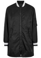 Kenzo Black Embroidered Shell Jacket