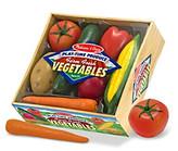 Melissa & Doug Melissa Doug Play-Time Produce Vegetables