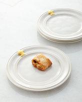 Juliska Acanthus Cocktail Plates, Set of 4