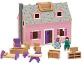 Melissa & Doug Fold and Go Dollhouse