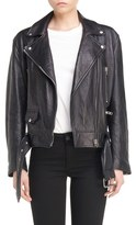 Acne Studios Women's Leather Jacket