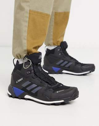 adidas outdoors terrex skychaser Boost trainers in black