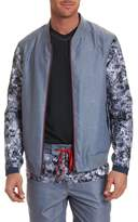 Robert Graham Men's Nimble Reversible Bomber Jacket