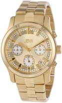 "JBW Women's JB-6217-E ""Alessandra"" -Tone Chronograph Diamond Watch"