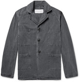 Private White V.C. Garment-Dyed Cotton-Twill Jacket