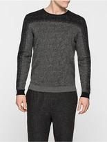 Calvin Klein Sanford Heathered Sweater