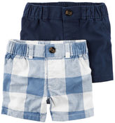 Carter's 2-Pack Shorts