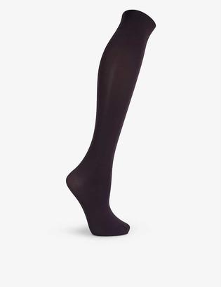 Falke Kali woven knee-high socks