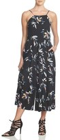 1 STATE 1.State Pleated Culotte Jumpsuit