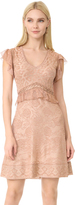 Roberto Cavalli Short Sleeve Dress