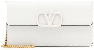 Valentino Garavani VSLING Small leather clutch