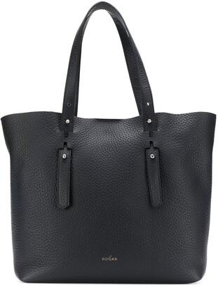 Hogan shoulder strap tote bag