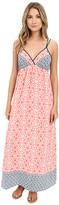 Brigitte Bailey Brody Printed Maxi Dress